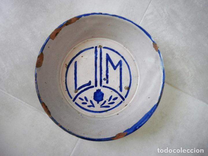 Antigüedades: Fuente de cerámica. - Foto 2 - 86955148
