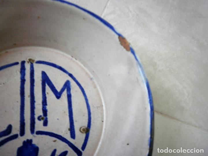 Antigüedades: Fuente de cerámica. - Foto 3 - 86955148