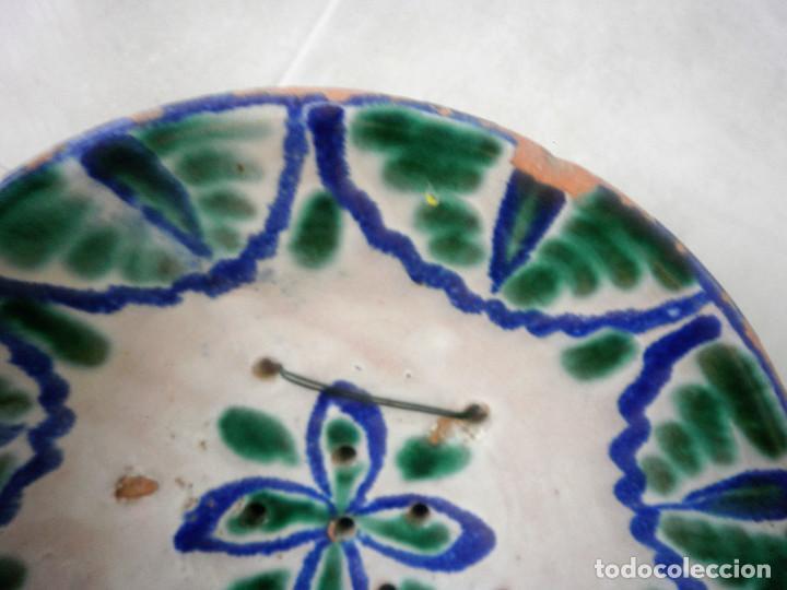CUENCO DE CERÁMICA. (Antigüedades - Porcelanas y Cerámicas - Fajalauza)