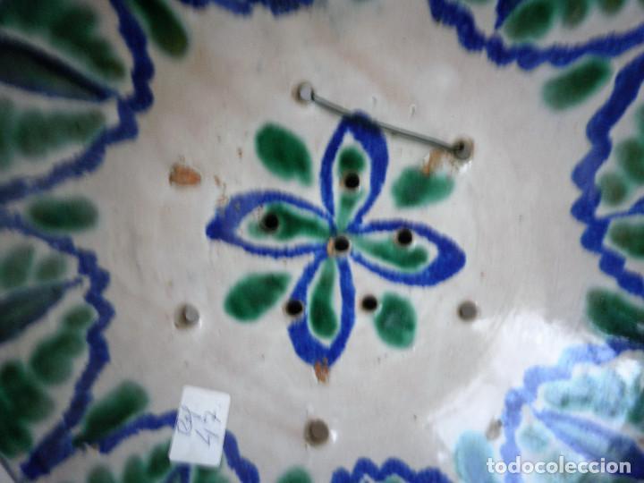 Antigüedades: Cuenco de cerámica. - Foto 2 - 86956264