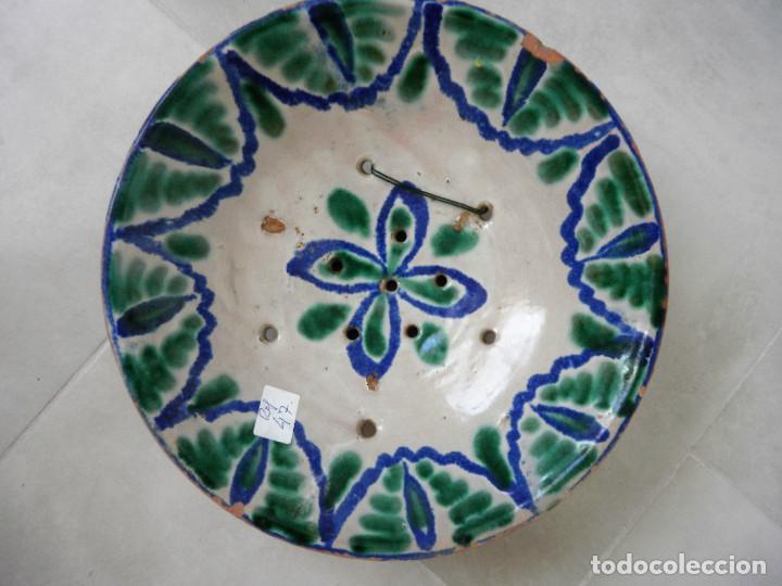 Antigüedades: Cuenco de cerámica. - Foto 3 - 86956264