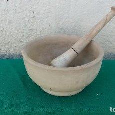 Antigüedades - mortero de piedra - 87041188