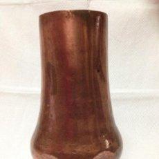 Antigüedades: BONITA CHOCOLATERA EN COBRE SIGLO XIX. Lote 87047812