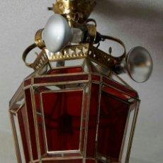 Antigüedades: FAROLES GRANADINOS ANTIGUOS. Lote 87094306