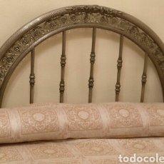 Antigüedades: CAMA ANTIGUA DE HIERRO. Lote 87097631
