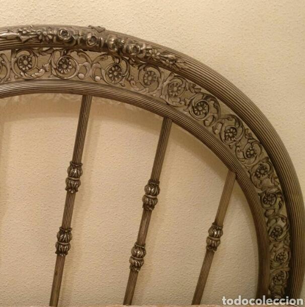 Antigüedades: Cama antigua de hierro - Foto 4 - 87097631