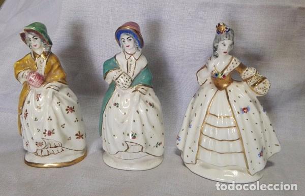 Figura cer mica lote 3 figuras firmadas botet comprar for Figuras ceramica