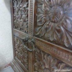 Antigüedades: ARCON TALLADO. Lote 87139572