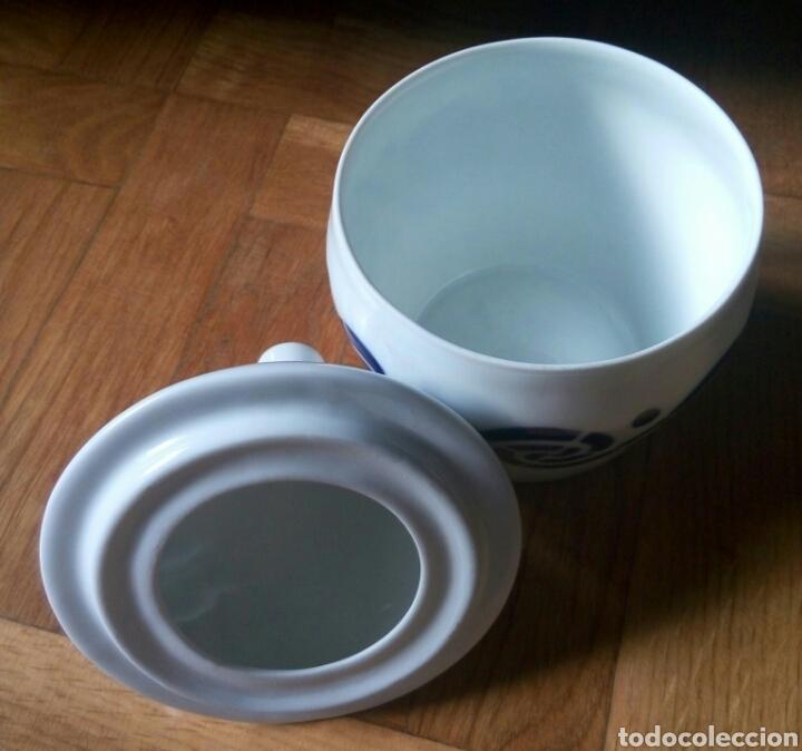 Antigüedades: Bombonera de cerámica Sargadelos - Foto 2 - 87187567