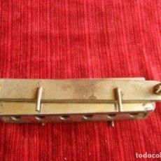 Antigüedades - ANTIGUO MOLDE PARA HACER PLOMOS DE PESCA - 87201856