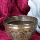 Antigüedades: COPA METAL ART DECÓ. UNA SOLA PIEZA. S.XX. Lote 87241896