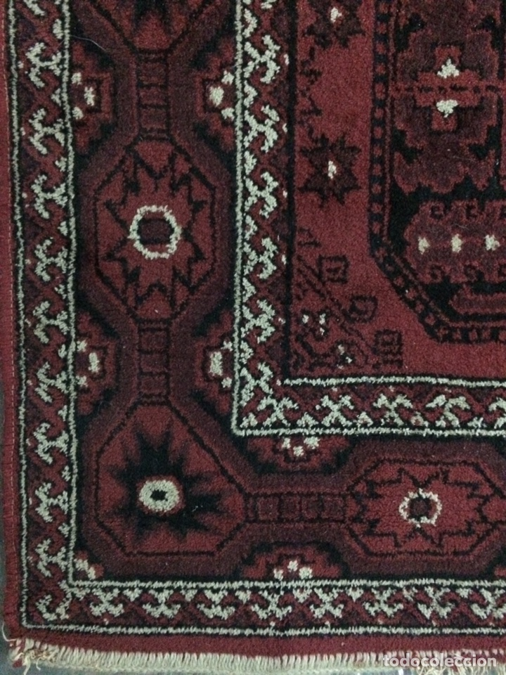 Antigüedades: Alfombra persa Shiraz de lana. 170x250 - Foto 2 - 87271956