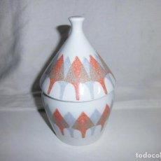 Antigüedades: POTICHE CASTRO SARGADELOS DOLMEN. Lote 87336536