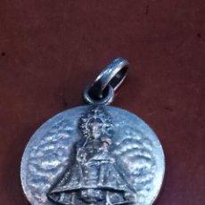 Antigüedades: MEDALLA RELIGIOSA VIRGEN DEL PILAR. Lote 87406168