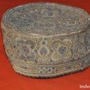 Antigüedades: GORRO TURKIA , BORDADO DEL XIX - CAP OTTOMAN TURKISH EMBROIDERY , HAT TURKEY. Lote 160686641