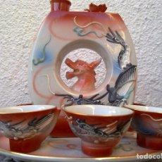 Antiguidades: JUEGO DE SAKE JAPON S XX. Lote 87464380