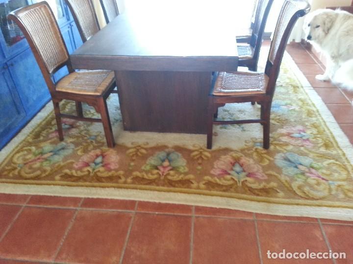 Importante alfombra real f brica de tapices comprar alfombras antiguas en todocoleccion 87507164 - Fabricantes de alfombras ...