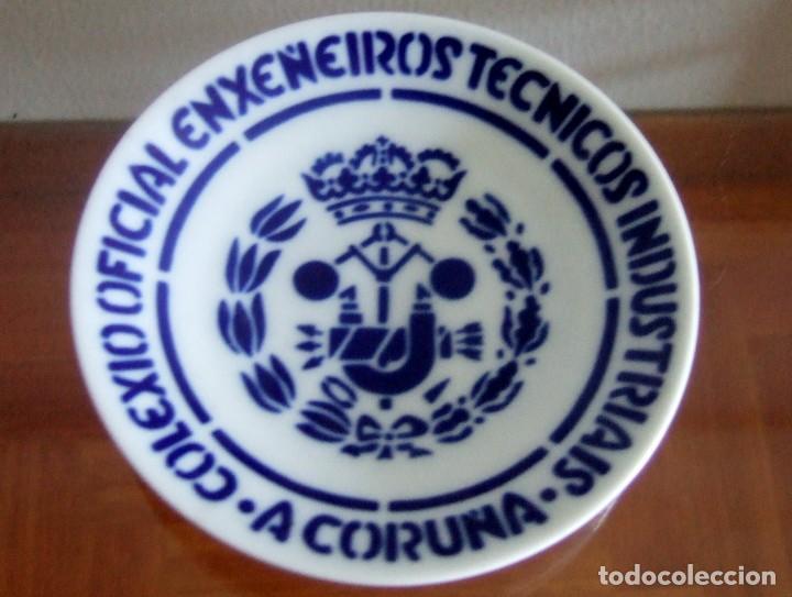 PLATO DE SARGADELOS -EDICCIÓN ESPECIAL. REF. 637 - COLECCIONÍSMO (Antigüedades - Porcelanas y Cerámicas - Sargadelos)