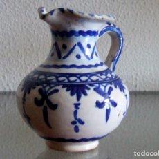 Antiquités: JARRITA DE CERÁMICA DE TALAVERA. REF. 641. Lote 87535676