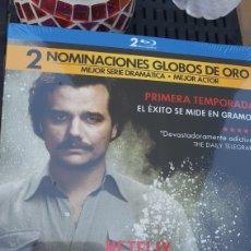Series de TV: NARCOS - 1 TEMPORADA. Lote 87538863