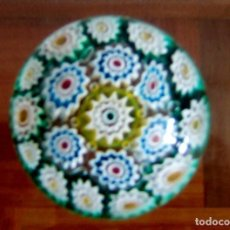 Antigüedades: PISAPAPELES DE MURANO. REF. 648 . Lote 87541880