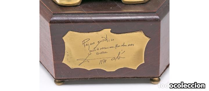 Antigüedades: Jarrón Salvador Dalí, Pájaro Exótico - Foto 2 - 87542344