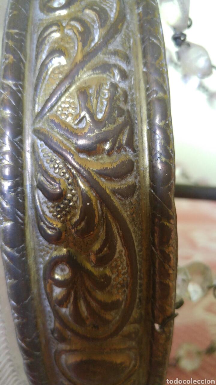 Antigüedades: Lámpara techo - Foto 2 - 87575290
