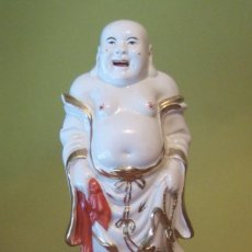 Antigüedades: BUDA PORCELANA CHINA. REF. 626. Lote 87654344