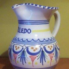 Antigüedades: JARRILLA CERÁMICA PUENTE DEL ARZOBISPO. REF. 660. Lote 87657096