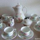 Antigüedades: JUEGO DE CAFÉ BOHEMIA. REF. 653. Lote 87674360