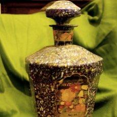 Antigüedades: DISPENSADOR DE COLONIA, CRISTAL DE LA GRANJA, SOPLADO, FINALES SIGLO XVIII (M 5). Lote 87677968