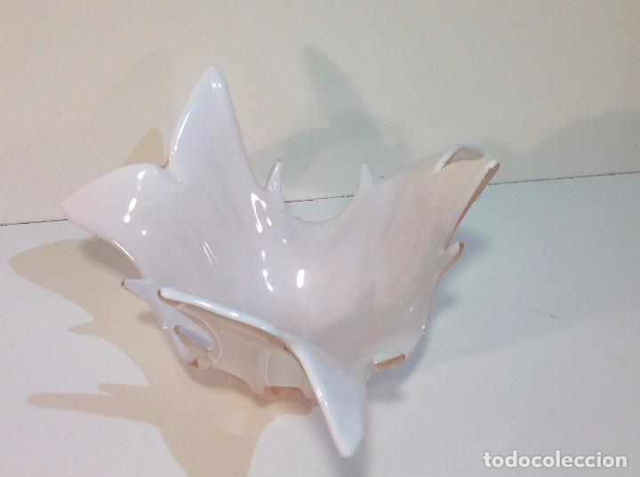 Antigüedades: Centro de mesa cristal de Murano - Foto 3 - 87684804