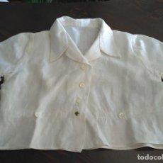 Antiquitäten - Camisa de lino para bebé. - 87809212