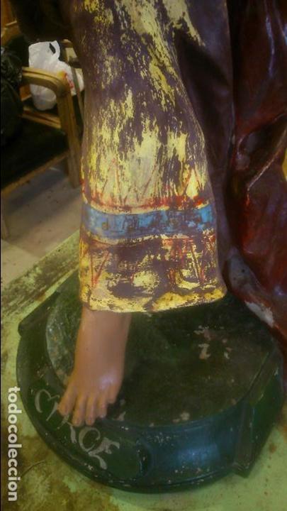 Antigüedades: ESCULTURA MODERNISTA DIOSA CIRCE - Foto 10 - 88107376