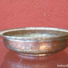 Antigüedades: ANTIGUA FUENTE DE COBRE. Lote 88116944