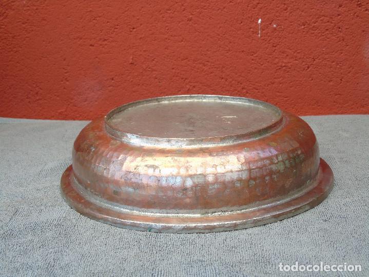 Antigüedades: ANTIGUA FUENTE DE COBRE - Foto 2 - 88116944
