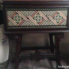 Antigüedades: MACETERO ANTIGUO. Lote 88120368