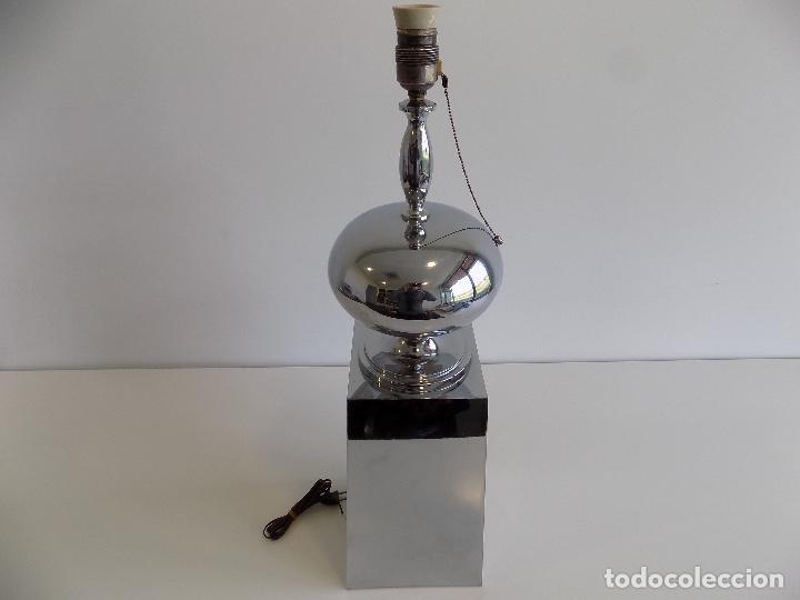 Antigüedades: Pie de lámpara de sobremesa. Nueva, a estrenar! - Foto 4 - 88133832