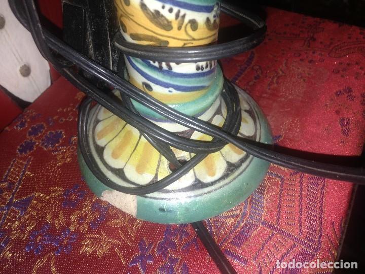 Antigüedades: ANTIGUA LAMPARA DE TRIANA. - Foto 3 - 88138376