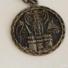 Antigüedades: LLAVERO EN PLATA DE LEY 925MILESIMAS. Lote 95982039