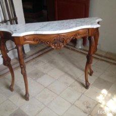 Antigüedades: ANTIGUA CONSOLA. Lote 88367096