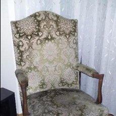 Antigüedades: SILLON ESTILO AÑOS ´50. Lote 88469264