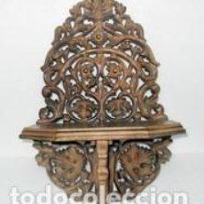 Antigüedades: REPISA DE MADERA . Lote 101047470