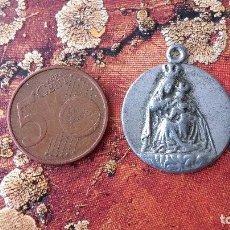 Antigüedades: ANTIGUA MEDALLA VIRGEN. Lote 88630592