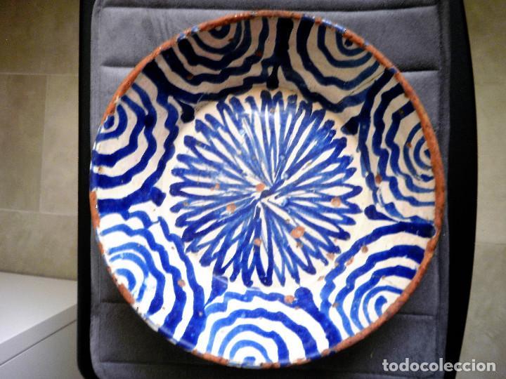 CERÁMICA ANTIGUA DE FAJALAUZA. (Antigüedades - Porcelanas y Cerámicas - Fajalauza)