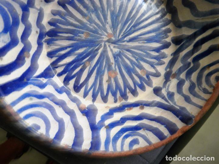Antigüedades: Cerámica antigua de Fajalauza. - Foto 2 - 88669184