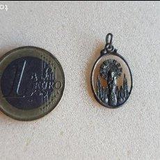 Antigüedades: MEDALLA VIRGEN DEL PILAR . Lote 88687440