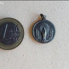 Antigüedades: MEDALLA VIRGEN DEL PILAR . Lote 88687904