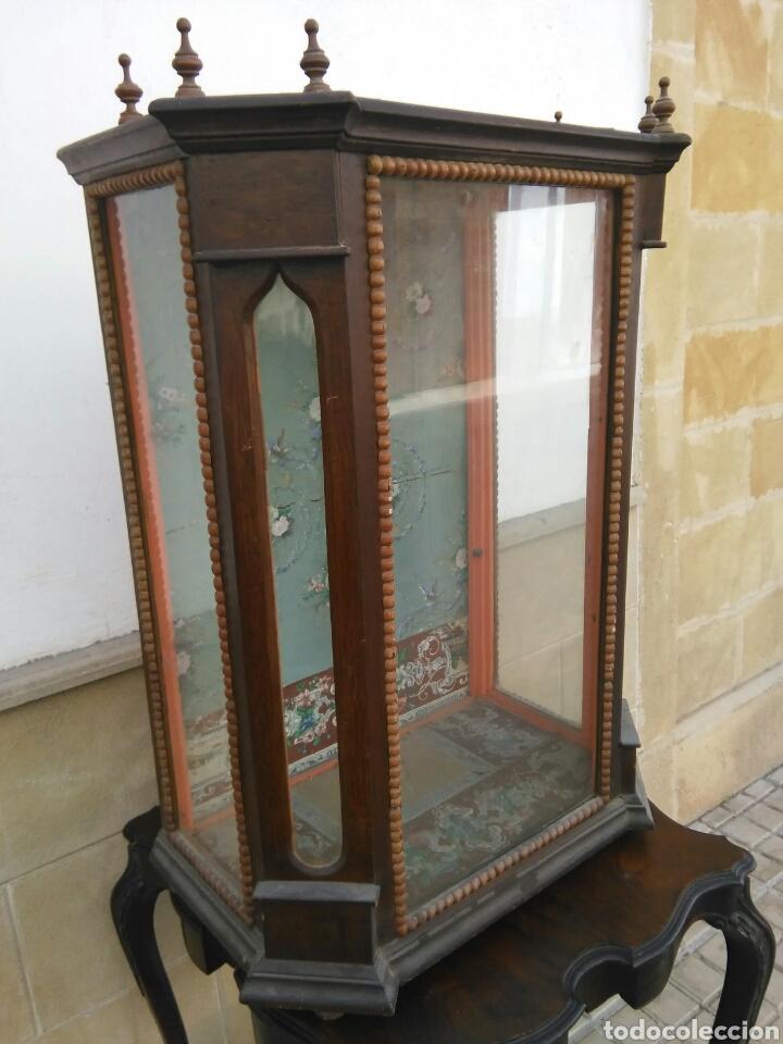 ANTIGUA HORNACINA (Antigüedades - Muebles Antiguos - Vitrinas Antiguos)