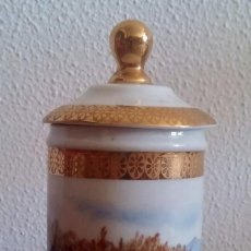 Antigüedades: TABAQUERA PORCELANA LIMOGES. REF. 671. Lote 88783616